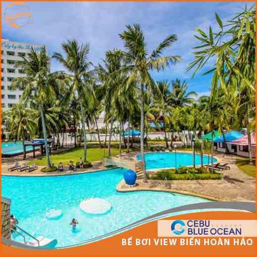 Gói khuyến mãi từ tháng 9 đến từ Cebu Blue Ocean