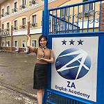 Hình ảnh mới nhất về ZA campus trường Anh ngữ UV ESL