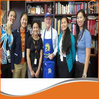 Chương trình Global Internship trường UV ESL