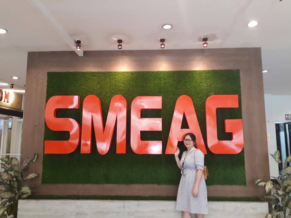Đại diện Eduphil tại trường SMEAG
