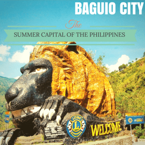 Cách di chuyển từ Manila đến Baguio