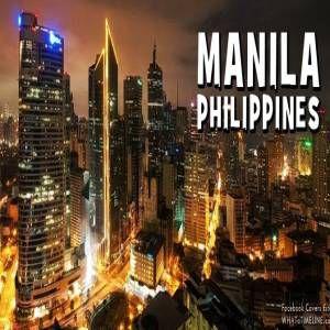 Bản đồ du lịch Manila trong tầm tay
