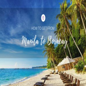 Đi từ Manila đến Boracay