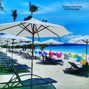 Du lịch bụi Boracay Philippines