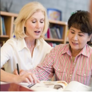 Học tiếng Anh cho người già làm sao để hiệu quả nhất