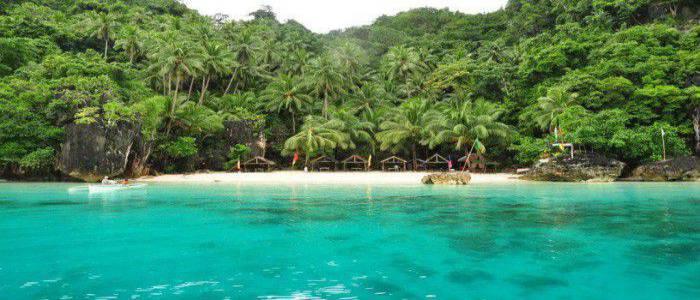 du lịch biển ở Philippines