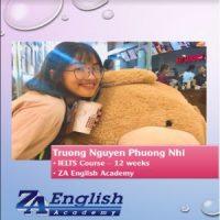 Cảm nhận học viên Trương Nguyễn Phương Nhi về ZA English