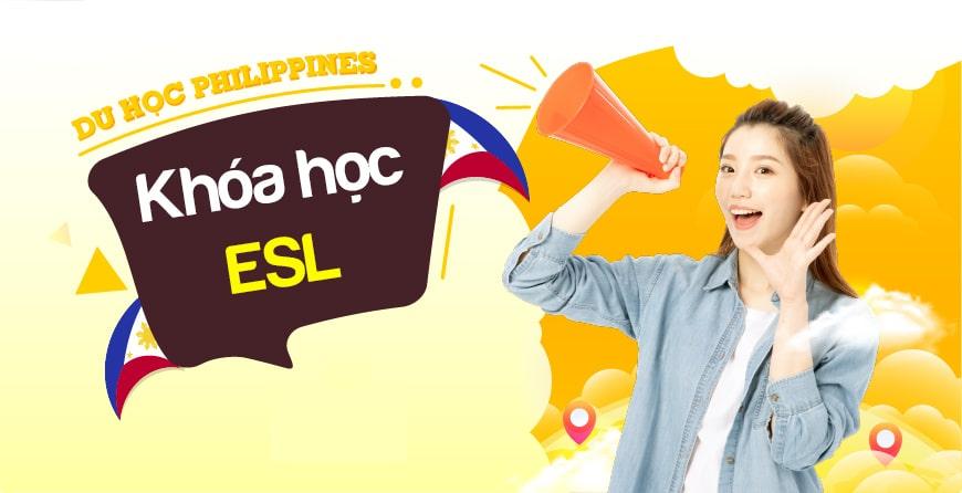 chương trình ESL tại Philippines