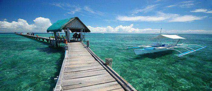 du lịch biển ở Philippines Cebu