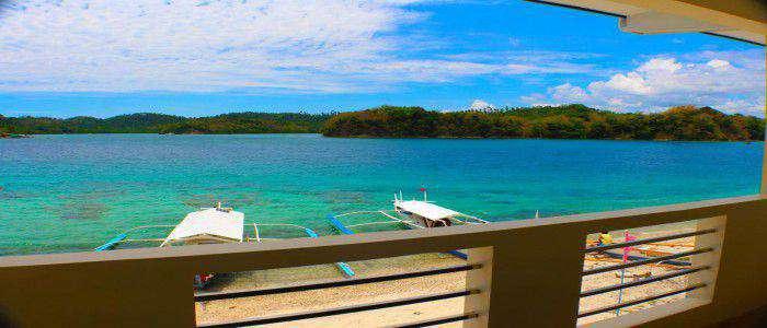 du lịch biển ở Philippines bãi biển sạch nhất