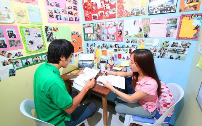 lớp 1 kèm 1 du học philippines