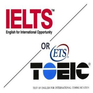 Sự khác nhau giữa TOEIC và IELTS
