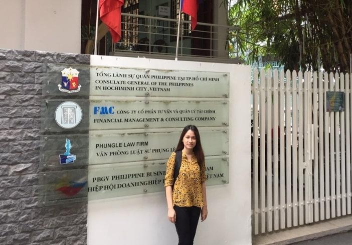đại sứ quán Philippines tại Việt Nam Eduphil