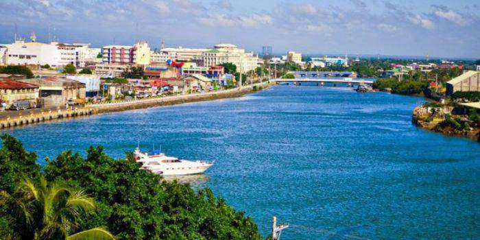 cảng biển tại ILOILO Philippines