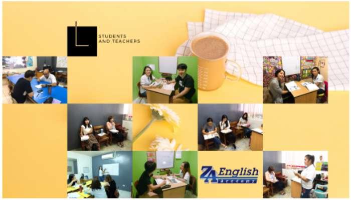 học tiếng Anh thương mại tại ZA English
