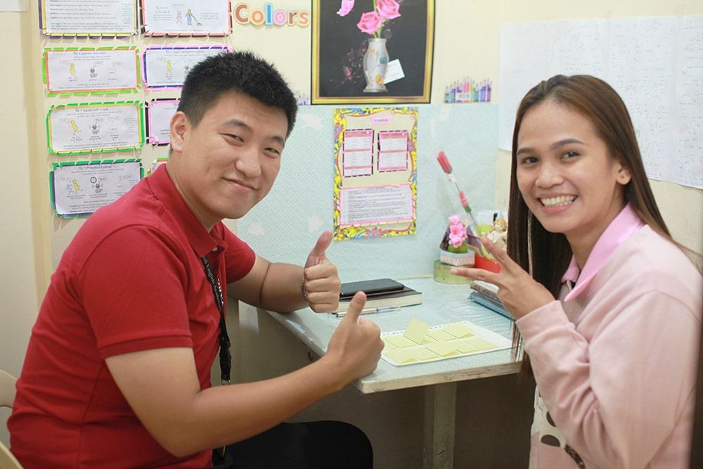 Du học Philippines lấy chứng chỉ PET