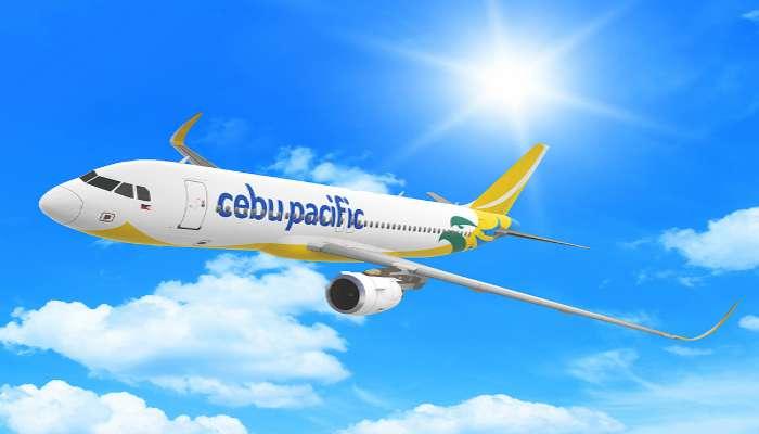 cebu pacific cung cấp vé máy bay đi Philippines giá rẻ