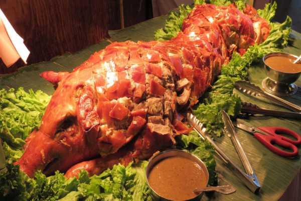 khám phá ẩm thực Philippines