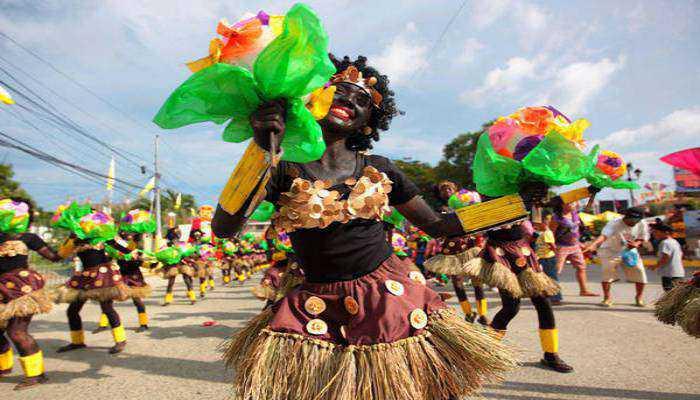 lễ hội đặc sắc tại thành phố tại ILOILO Philippines