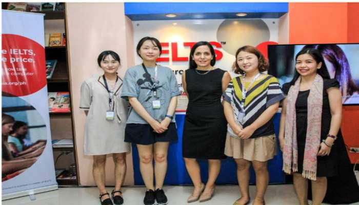 lễ ra mắt hình thức thi IELTS mới tại SMEAG