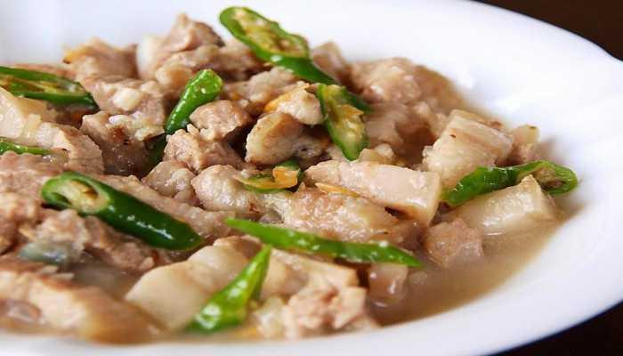 ẩm thực Philippines nổi tiếng với món bicol express