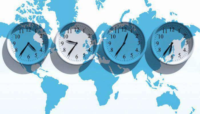 múi giờ của Philippines so với Việt Nam