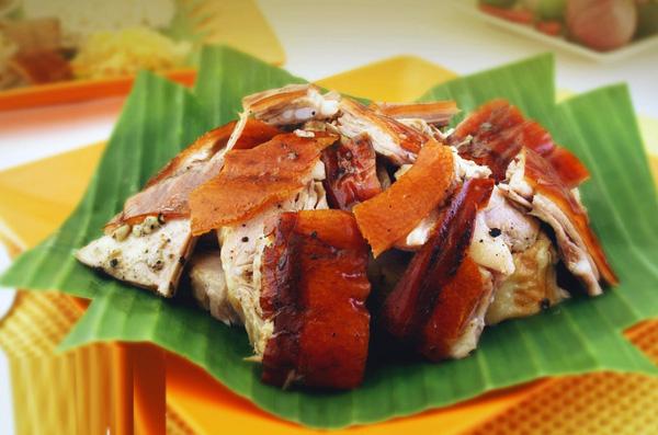 tìm hiểu ẩm thực Philippines truyền thống với món lechon