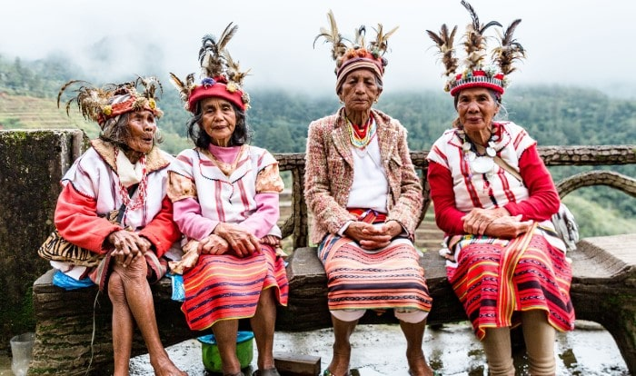 trang phục truyền thống của philippines