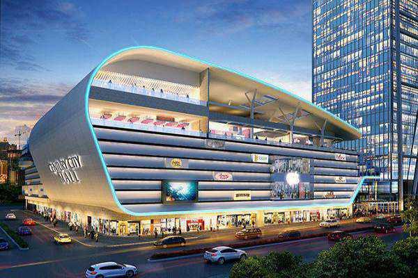trung tâm mua sắm makati city