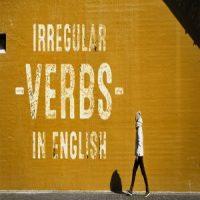 Học động từ bất quy tắc trong tiếng Anh