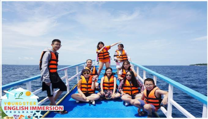 khóa Youngster English Immersion Program trường Philinter