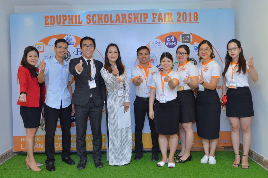 luyện thi TOEIC tại Philippines cùng Eduphil