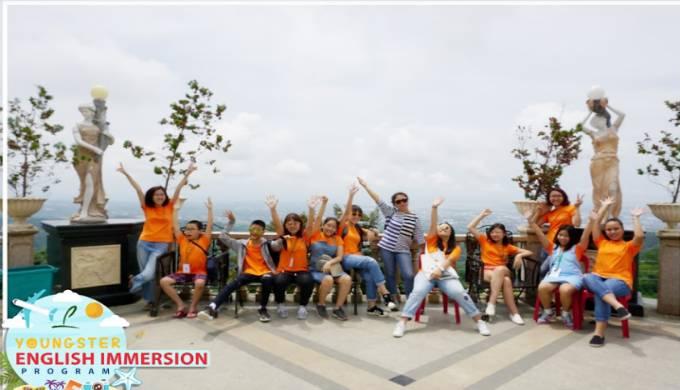 chương trình youngster english immersion program trường Philinter
