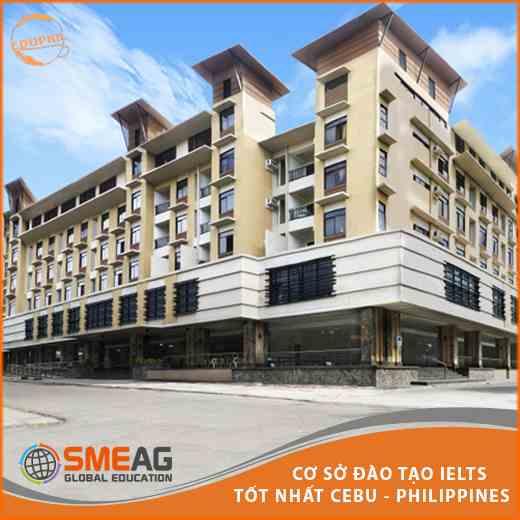 Trường Anh ngữ SMEAG sỡ hữu quy mô lớn nhất tại Philippines