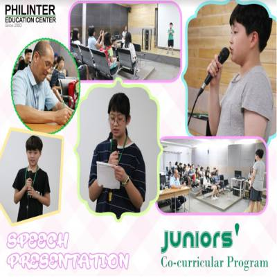Youngster English Immersion Program trường Philinter