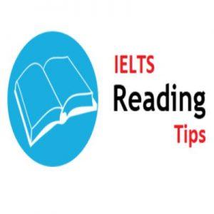 lam bai IELTS Reading