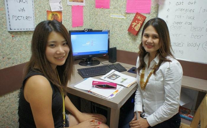 luyện TOEIC tại Philippines
