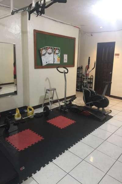 phong tap gym truong aj