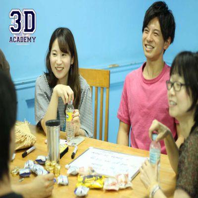 Bản tin trường Anh ngữ 3D Academy tháng 4 năm 2019