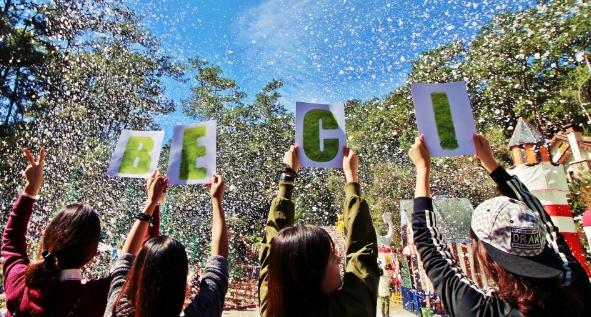Trường Anh ngữ Beci – Hoạt động mùa hè xua tan cái nóng
