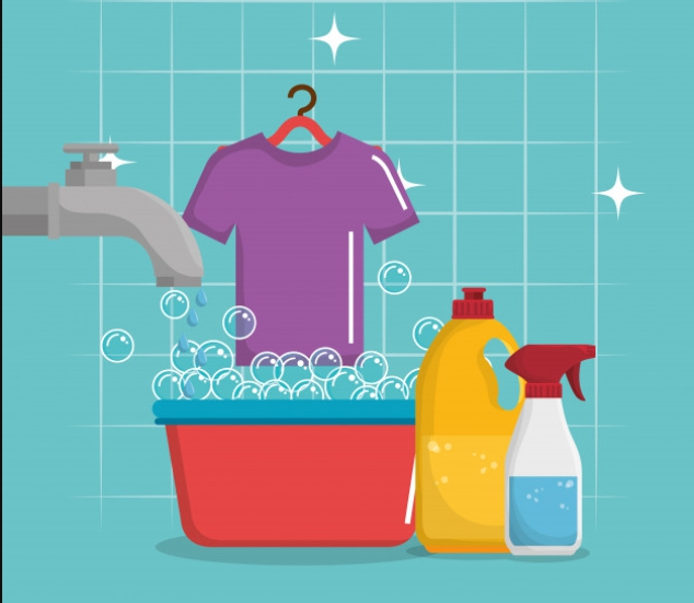 Thông báo về dịch vụ giặt ủi trường Anh ngữ GITC