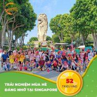 Trại hè Singapore 2020: Con đường trở thành công dân toàn cầu