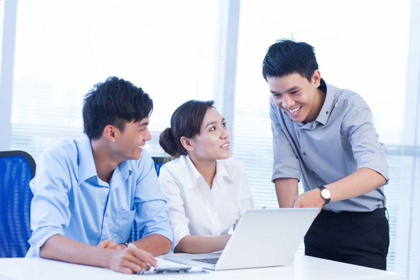 Khóa học Internship - vừa học vừa làm của trường MK, bạn biết gì?