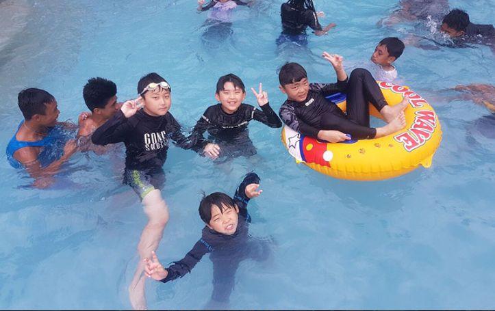 Trại hè trường CNS Junior - nơi cho bé một mùa hè trọn ven
